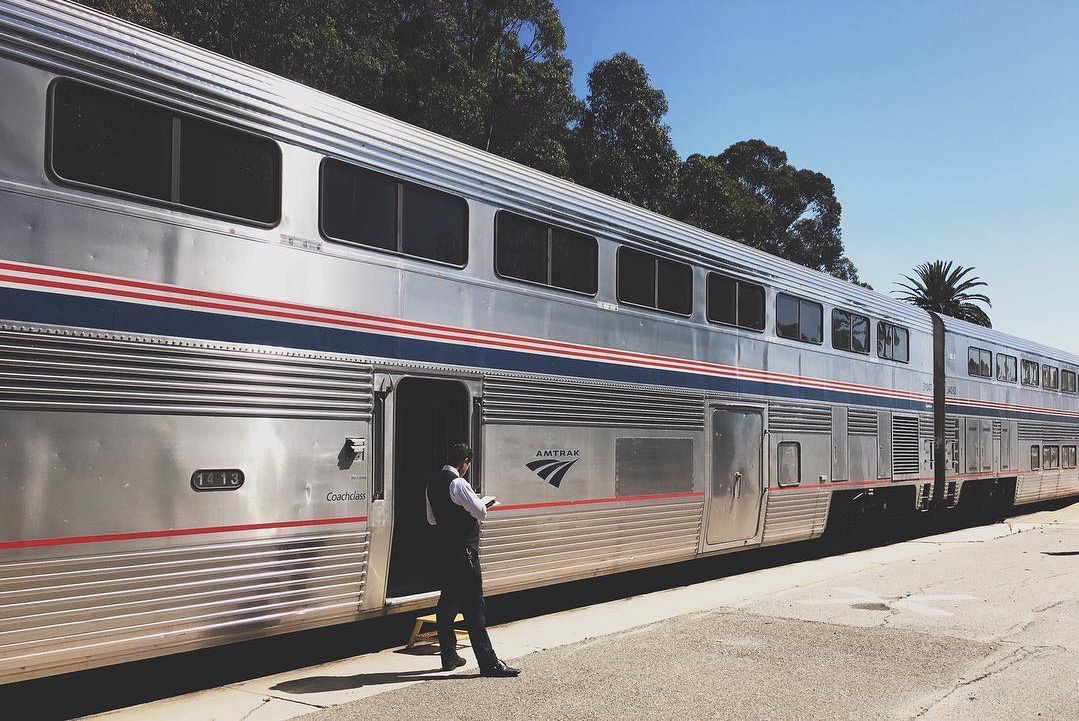 Riding the Rails to Los Angeles (Part 1)